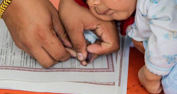Inicia en Oaxaca, Campaña de Registros de Nacimiento a niños y niñas; desde recién nacidos hasta 6 años
