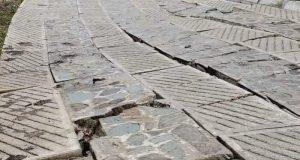 Daño en camino de Oaxaca es real, fue por falla geológica afirman autoridades