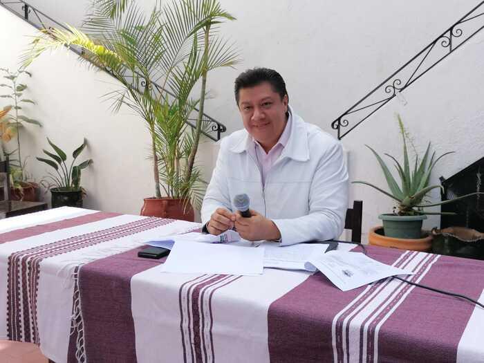 Aspirante a candidato independiente de Oaxaca de Juárez impugna lineamientos del IEEPCO