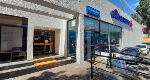 Por segunda ocasión, cierran sucursal bancaria en Oaxaca; por presunto contagio de Covid