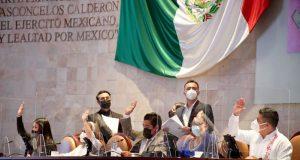 """Declara Congreso de Oaxaca el """"2021, año del reconocimiento al personal de salud, por la lucha contra el virus SARS-CoV2, Covid-19"""""""