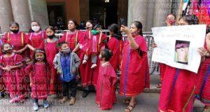 Desplazados de San Juan Copala responsabilizan al MULT, de ataques armados