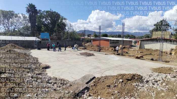 Supervisa Ayuntamiento De San Andr U00e9s Ixtlahuaca Obra De