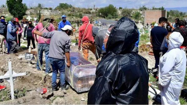 México se convierte en el tercer país con más muertes por Covid-19