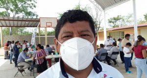 Marcos Bravo sigue siendo candidato a Diputado Local: Noé Ramírez