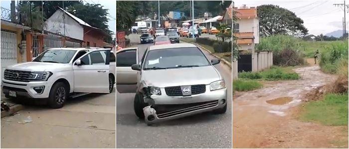 Jornada violenta en Tuxtepec: Ejecutado, balacera y presunto secuestro