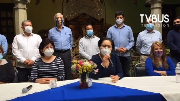 PAN no irá en alianza con PRI y PAN en elección municipal de Oaxaca de Juárez