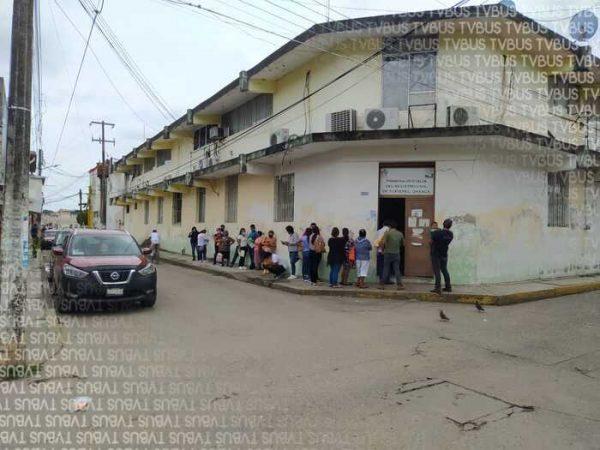 Incrementa demanda de servicios en el Registro Civil de Tuxtepec