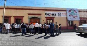 Sindicalizados del sector salud denuncian reducción a salarios y otras violaciones