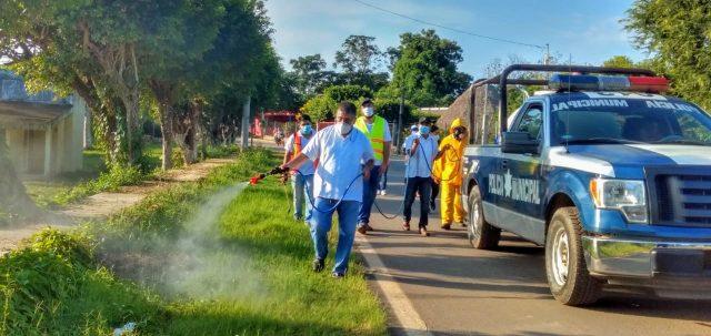 Más de 100 casos nuevos de COVID en Tuxtepec, obligan a extremar protocolos de seguridad