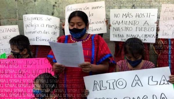 Denuncia MULTI incapacidad del gobierno de Oaxaca, para solucionar conflicto en zona triqui