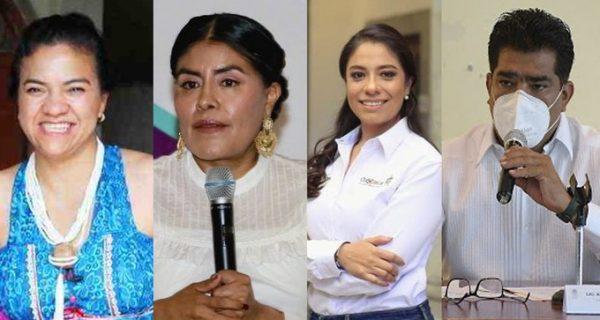 Acepta Alejandro Murat renuncias de titulares de  SEBIEN, SEPIA, IEEA y CEPCO