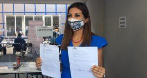 Se registra Alejandra Morlán como aspirante a la candidatura del PAN por la presidencia de Oaxaca de Juárez