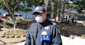 Afirma policía de Oaxaca de Juárez que han reforzado operativos de vigilancia