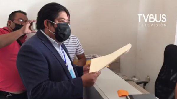 Dirigente municipal del PVEM exige respeto a derechos político electorales