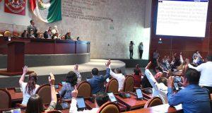 Garantiza 64 Legislatura derechos electorales de sectores vulnerables en Oaxaca