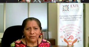 Reconoce 64 Legislatura aporte de Oaxaca a la riqueza lingüística