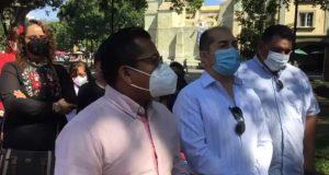 Integrantes del frente civil ciudadano, piden a autoridades electorales que se conduzcan con imparcialidad