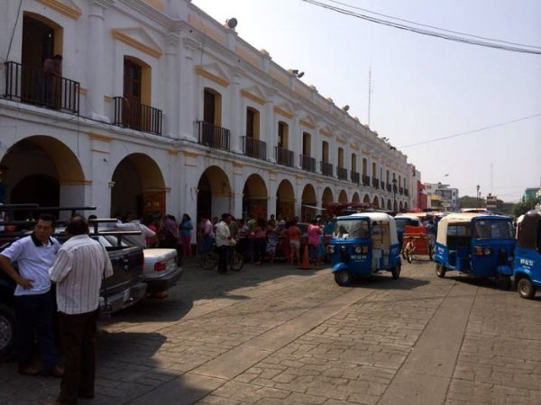 Desmiente gobierno de Juchitán que el municipio este en semáforo rojo