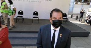 Oswaldo García Jarquín mantiene aspiraciones para reelección en Oaxaca de Juárez