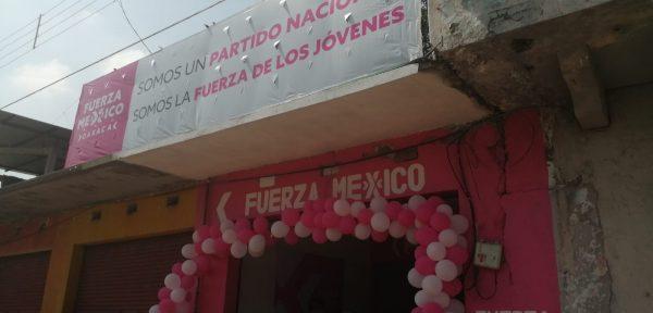 Pese a pandemia, siguen actos políticos en la Cuenca; ahora fue en Loma Bonita