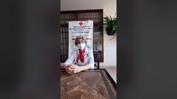 Hay servicios que se cobran, aclara Presidenta de Cruz Roja Tuxtepec