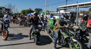 Repartidores de comida amagan con hacer justicia por su propia mano, ante opacidad de autoridades en Oaxaca