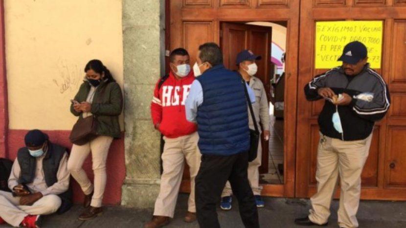 Trabajadores de vectores exigen ser considerados en programa de vacunación contra Covid