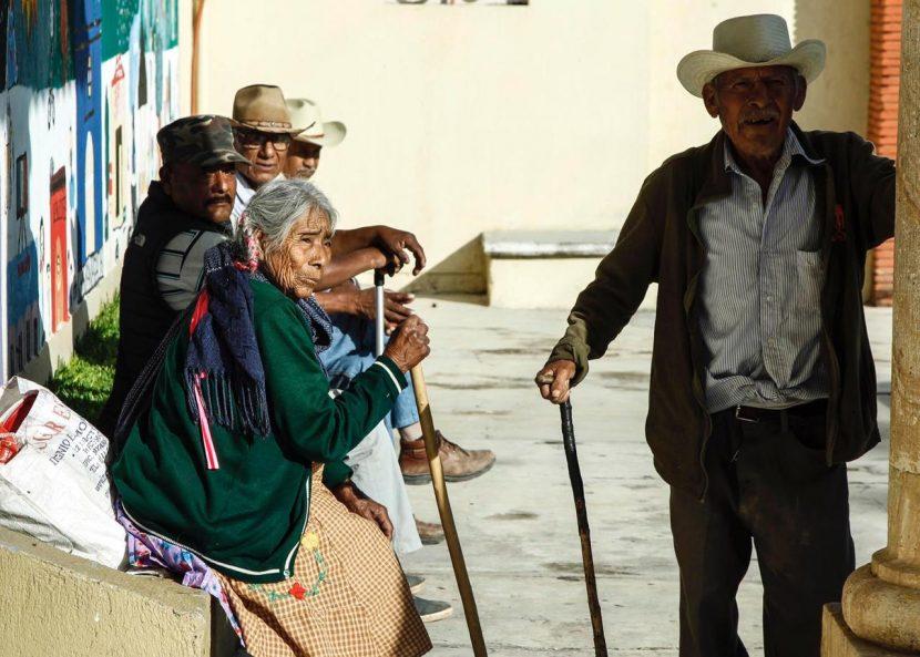Llegarán 31 mil 210 dósis para adultos mayores de Oaxaca