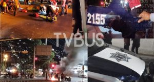 En Oaxaca, policía vial atropella a repartidor de DiDi, SSP inicia investigaciones