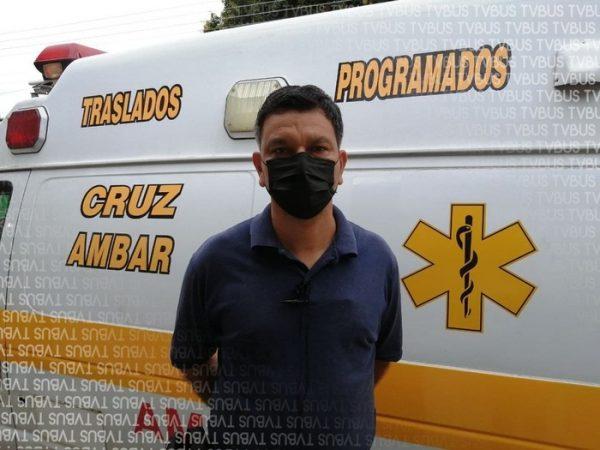 Cruz Ámbar Tuxtepec exhorta a no realizar llamadas falsas