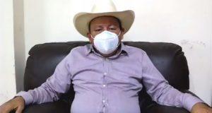 Da positivo a covid Presidente de Loma Bonita, se aísla