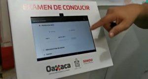 50% de choferes que tramitan licencia en Tuxtepec, reprueban examen en la primera oportunidad