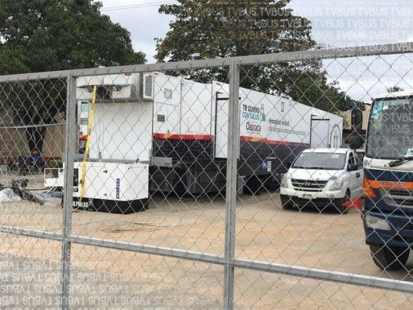 S-35 del SNTSA da ultimátum para echar a andar terapia intensiva del Hospital de Tuxtepec