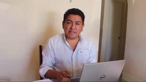 Se registra Irineo Molina, en el proceso interno para buscar la presidencia de Tuxtepec