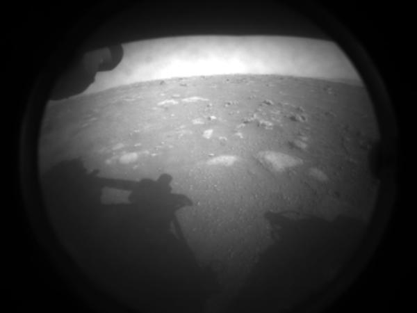 Llega el Rover Perseverance a Marte