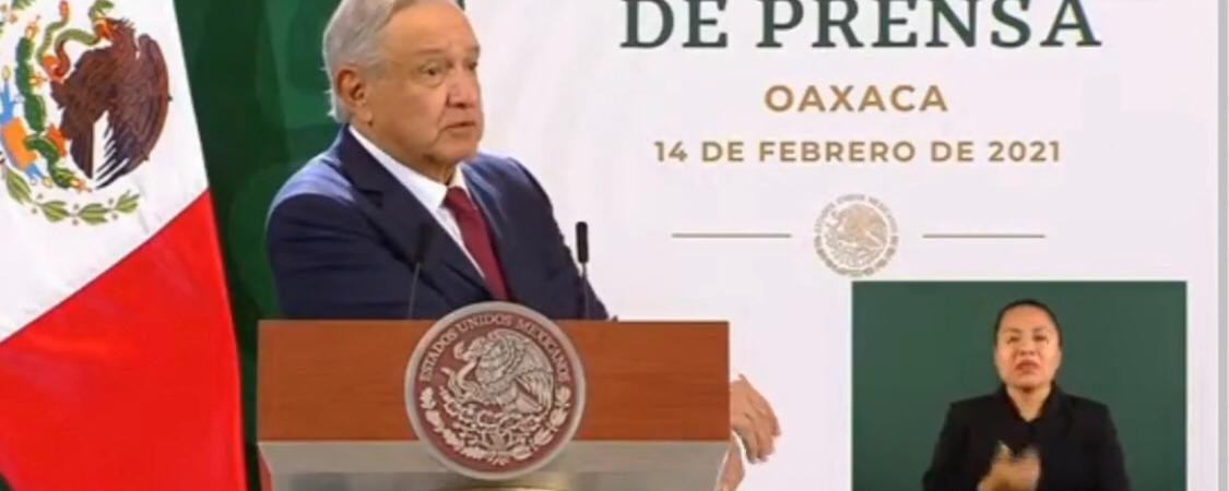 870 mil vacunas se reparten hoy en Mexico, para aplicarla a dultos mayores