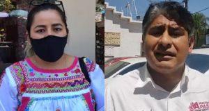 Denuncian a edil de Magdalena Apasco por Violencia Política en razón de género