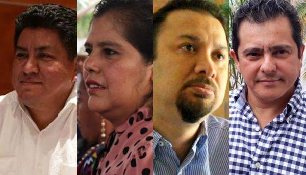 Cuatro morenistas se disputan candidatura a la presidencia de Tuxtepec; conócelos