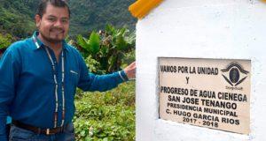 Fallece presidente municipal de San José Tenango a causa de covid-19