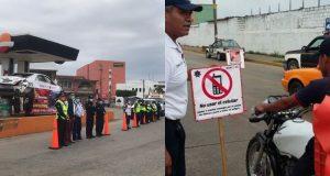 Disminuyen en Tuxtepec, infracciones al reglamento de tránsito
