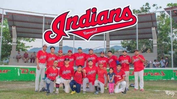 """""""Indians"""" de Temascal convoca a niños y jóvenes a formar parte del equipo de Béisbol"""