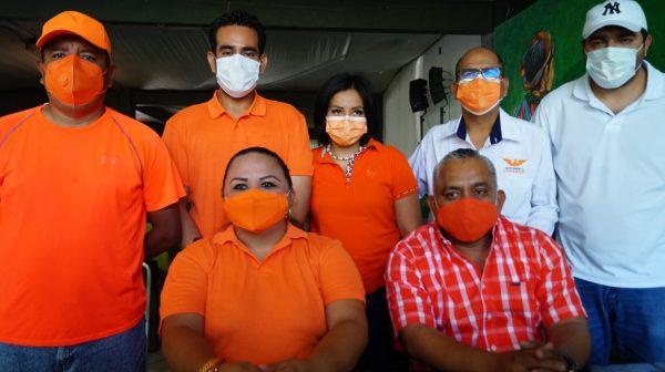 Se presenta Lupita Santos como nueva Coordinadora de MC en Tuxtepec