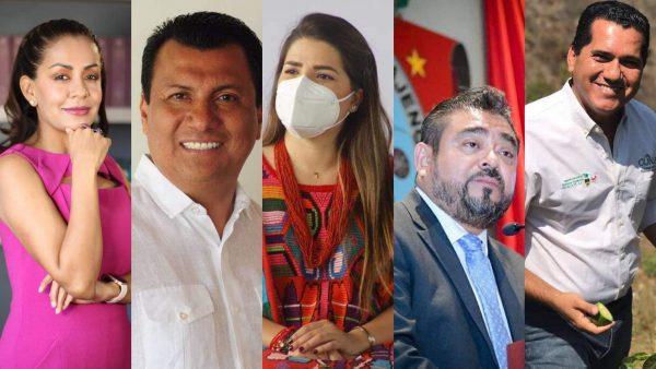 Estos son los candidatos a diputados plurinominales del PRI en Oaxaca
