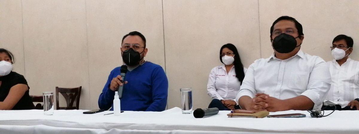 """Morena acusa a IEEPCO de querer operar """"elección de estado"""" en Oaxaca"""