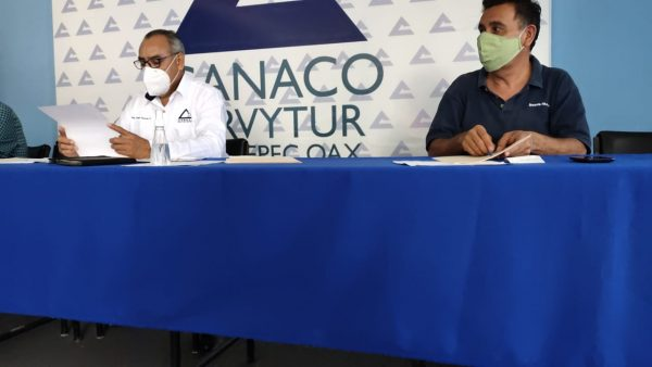 Reeligen a Jorge Osorio como Presidente de la CANACO en Tuxtepec
