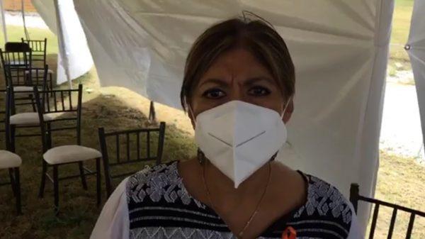 En Morena no se reconoce la capacidad y participación de las mujeres: Diputada Hilda Pérez Luis