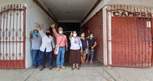 Crece conflicto interno entre Priístas de Valle Nacional por pugna de la CNC