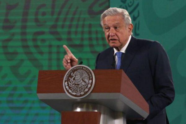 López obrador asegura que Nancy Ortíz sería sancionada en caso de tener guardaespaldas