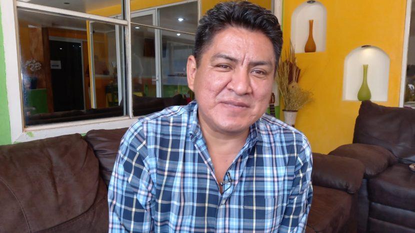 Ataques en mi contra; guerra sucia de adversarios con incapacidad de crecer políticamente: Irineo Molina